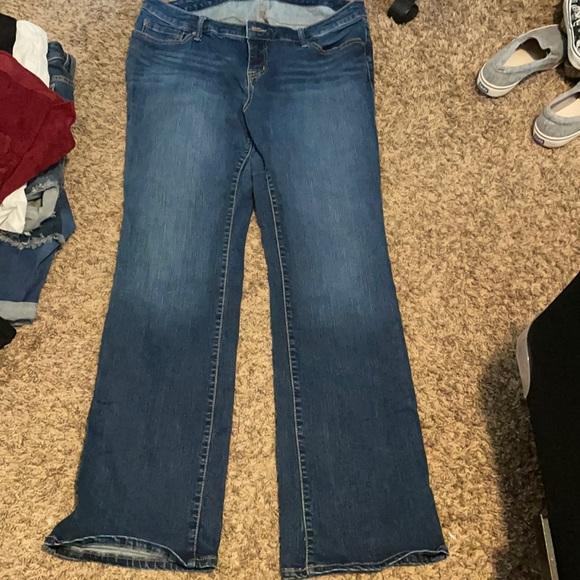Torrid Bootcut Jeans 18Tall